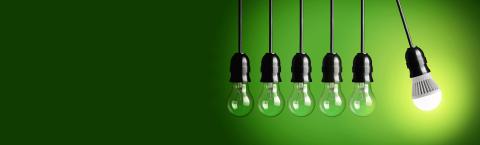 Umstellung auf LED-Leuchten - Energie sparen leicht gemacht